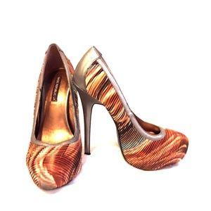 Shoe Republic LA platform stilettos